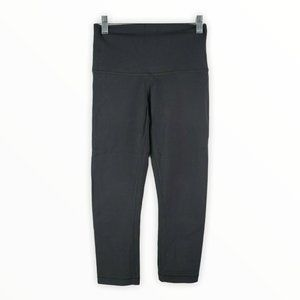 Lululemon Wunder Under Crop Roll Down